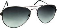 Buzz 1007 Aviator Sunglasses(Green)
