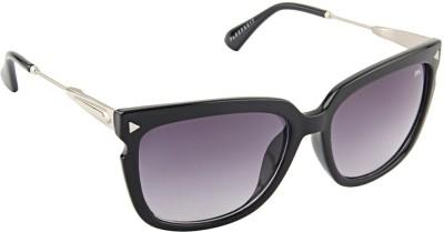 Farenheit �1809-c1 Rectangular Sunglasses(Grey)