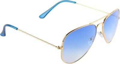 Fashion Hikes Simple Appeal Aviator Sunglasses