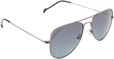 Farenheit FA-FA3001-c3 Aviator Sunglasses(Green)