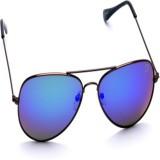 SSM SSM-EW-10 Aviator Sunglasses (For Bo...