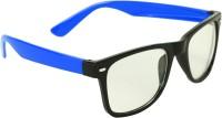 Camerii IFW4A Rectangular Sunglasses(Clear)
