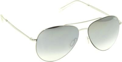 IMAGE IM-534-C6 Aviator Sunglasses(Grey, Multicolor)