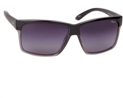 IDEE IDEE S1992 C1P 60 Wayfarer Sunglasses(Grey)