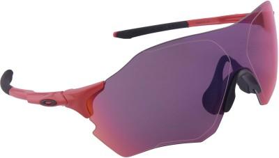 Oakley EVZero Range Infrared w/PrizmRoad Sports Sunglasses