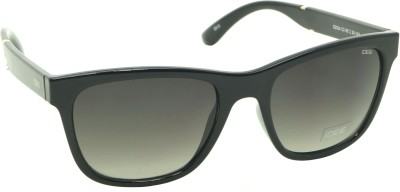 IDEE IDEE-S2034-C3 Wayfarer Sunglasses(Green, Black)