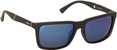 IMAGE IM-478-C5P Wayfarer Sunglasses(Blue, Multicolor)