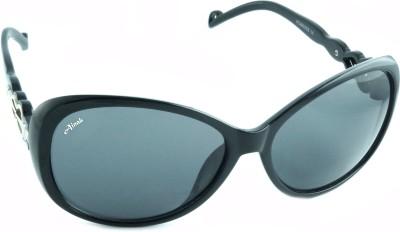 Ainak Oval Cat-eye Sunglasses