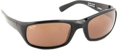 Maui Jim Stingray Rectangular Sunglasses
