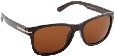 Voyage MG667 Wayfarer Sunglasses(Brown)