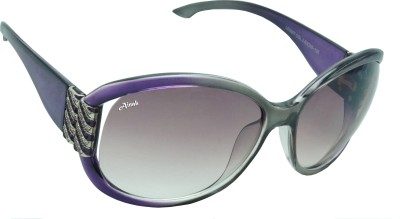 Ainak Zoya Oval Sunglasses