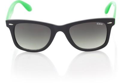 IDEE IDS1928C6SG Wayfarer Sunglasses(Green)