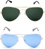 Buyyo tcreation009 Aviator Sunglasses (F...