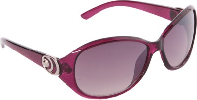 Prima Dona Oval Sunglasses