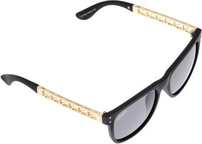 Amaze AM04002 Wayfarer Sunglasses(Black)