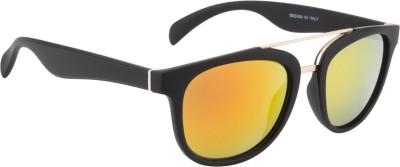 Crazy Eyez Sky High Wayfarer Sunglasses