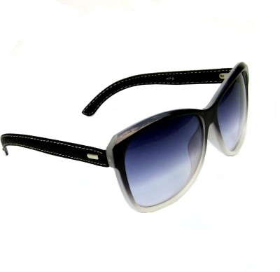 Anti Gravity uv101black Cat-eye Sunglasses