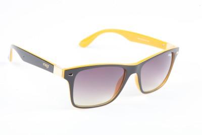 IMAGE IM-428-C5 Wayfarer Sunglasses(Black)