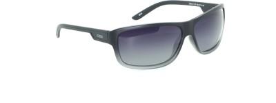 IDEE IDEE-2010-C1-P Wrap-around Sunglasses(Grey)
