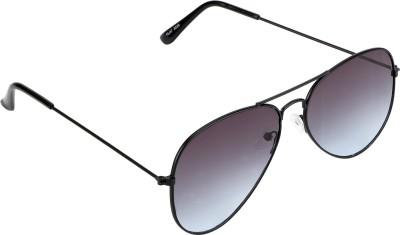Facinate Contemporary Aviator Sunglasses