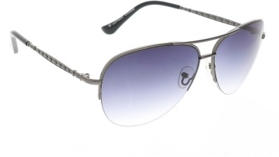 Vast Men Women Shaded Fashion Aviator Su...