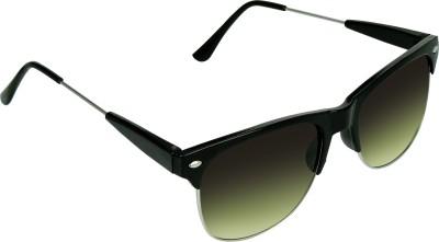 Garmor (8903522115011 /Black Color Black Frame) Rectangular Sunglasses