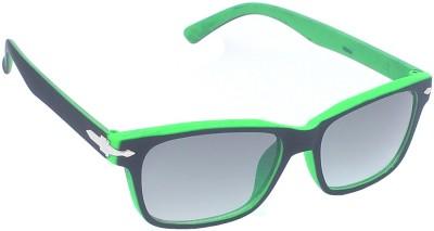 CANDYBOX Pilot Rectangular Sunglasses