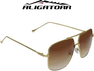 Aligatorr Over-sized Sunglasses