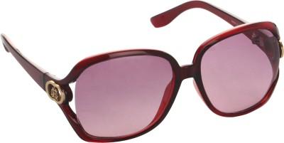 Allen Solly Stylish Designer Over-sized Sunglasses