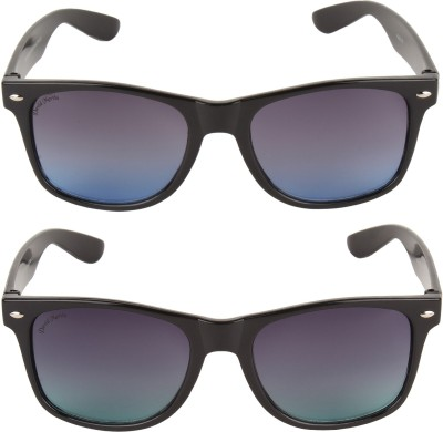 David Martin Wayfarer Sunglasses