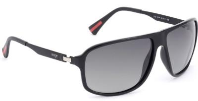 IMAGE IMS513C1SG Rectangular Sunglasses(Green)