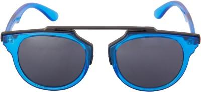 Yak International Staple Round Sunglasses