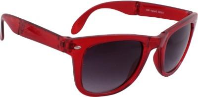 Sushito Foldable Oval Sunglasses