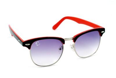 Clark N, Palmer Wayfarer Sunglasses