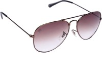 MTV MTV-123-C5 Aviator Sunglasses(Violet)