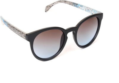 6by6 SG775 Round Sunglasses(Blue)