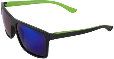 Xross X-005-C3-58 Polarized Wayfarer Sunglasses