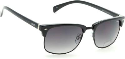 IDEE IDEE-2059-C1 Wayfarer Sunglasses(Black)