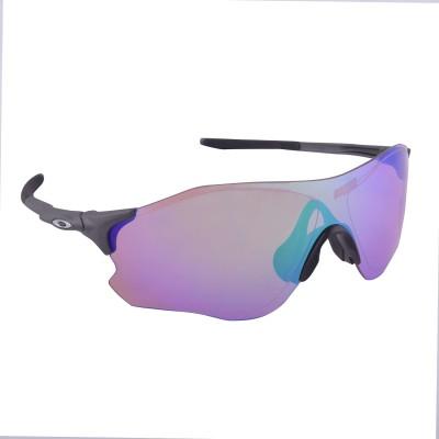 Oakley EVZero Path Matte Steel w/PrizmGolf Sports Sunglasses