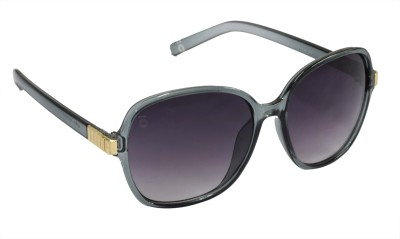 Djorn Exclusive Designer Over-sized Sunglasses