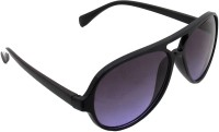 Sushito JSMFHGO0271 Aviator Sunglasses(Blue)