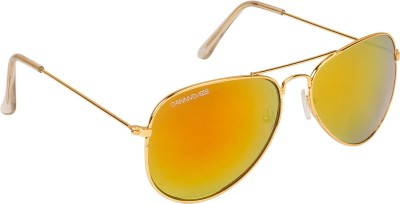 Danny Daze D-601-C15 Aviator Sunglasses