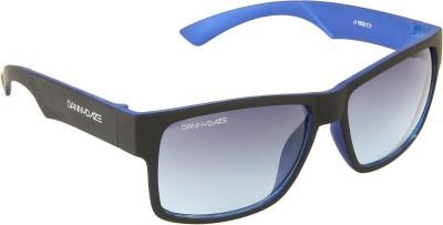 Danny Daze D-3220-C2 Wayfarer Sunglasses(Violet)