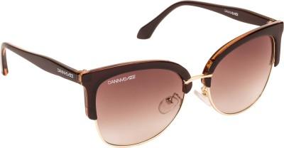 Danny Daze D-4018-C2 Round Sunglasses
