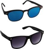HE WINTER COLLECTION Wayfarer Sunglasses...