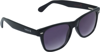 Imagica Black Wayfarer Sunglasses