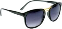 Peter Jones PLS-08 Wayfarer Sunglasses(Black)