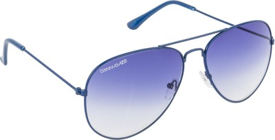 Danny Daze D-009-C10 Aviator Sunglasses