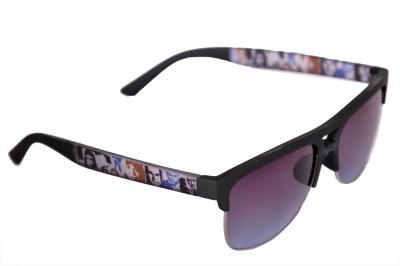 Urbanware DSF2210 Wayfarer Sunglasses(Violet)