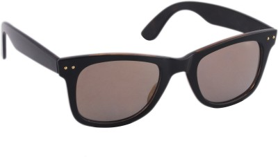 Joe Black JB-709-C2 Wayfarer Sunglasses(Black)